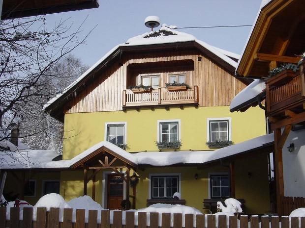 Winter beim Simonbauer
