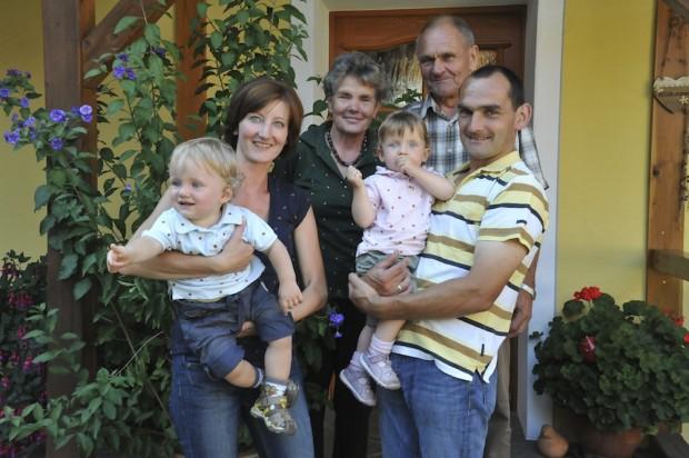 Familie Wirnsberger